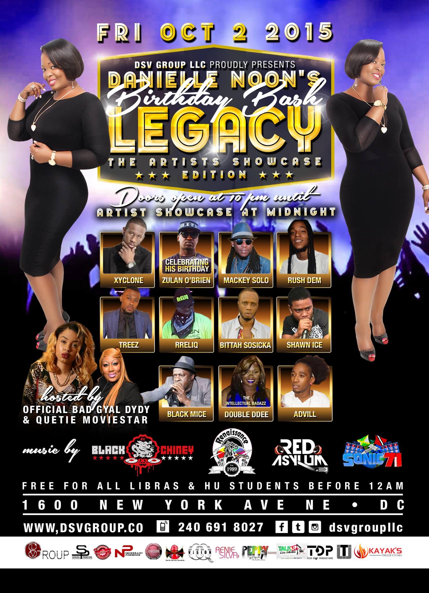 LegacyBack